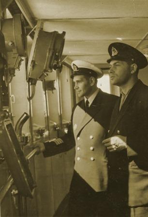 Лоцман на трубе. Часть 3. Жил отважный капитан